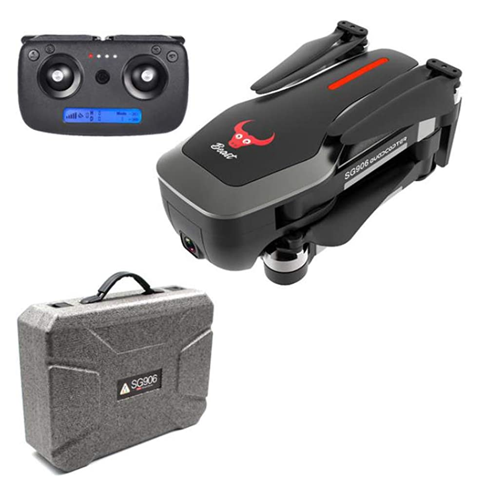 ビバ各和解するプロのドローン 4K HDカメラRCクアッドコプターFPVワイヤレスLAN送信アプリケーション制御GPSリターン、フォローミーモードは、初心者モードの高度制御リターンに非常に適しています