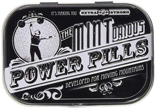 Nostalgic-Art 81354, Nostalgic Pharmacy, Power Pills, Pillendose
