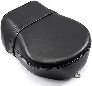 NEVERLAND Rear Passenger Seat Pillion For 883/1200 Custom XL1200C 2007 2008 2009 2010 2011 2012 2013 2014 2015 Black