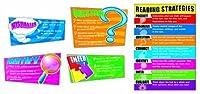 Carson Dellosa Reading Strategies Bulletin Board Set (110103) 【Creative Arts】 [並行輸入品]
