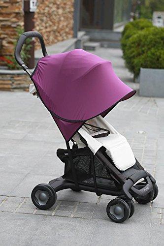 Universal Sonnenschutz, Sonnensegel für Kinderwägen Farbe 2E