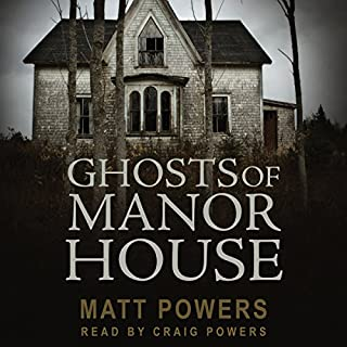 Ghosts of Manor House audiobook cover art