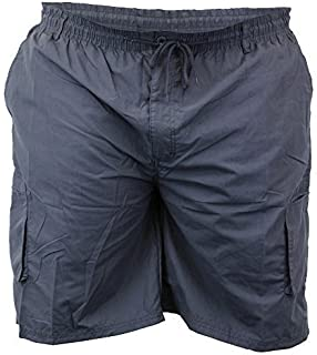 D555 Mens Cargo Combat Knee Length Big King Size Shorts Fashion Summer New