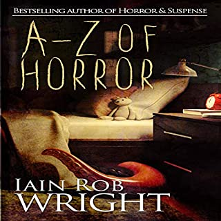 A-Z of Horror: Complete Collection audiobook cover art