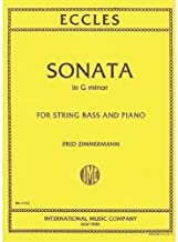 eccles sonata in g minor