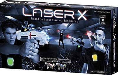 Laser X 88016 Two Player Laser Gaming Set from NSI