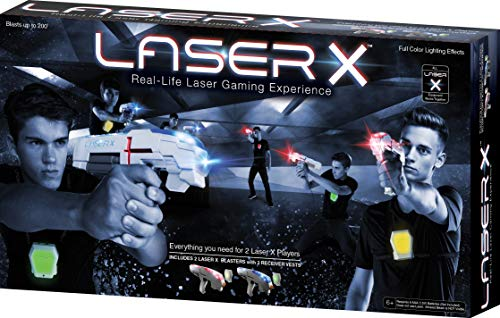 Laser X 88016 Two Player Laser Gaming...