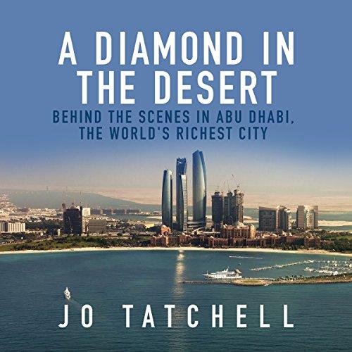 A Diamond in the Desert audiobook cover art