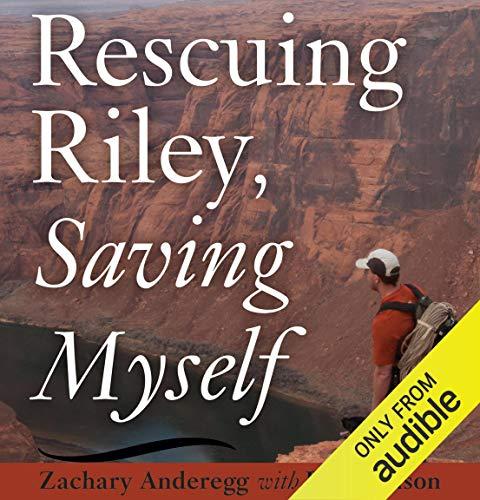Rescuing Riley, Saving Myself cover art