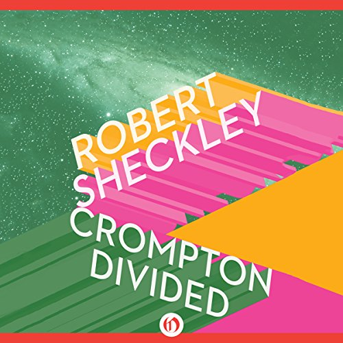 Crompton Divided audiobook cover art