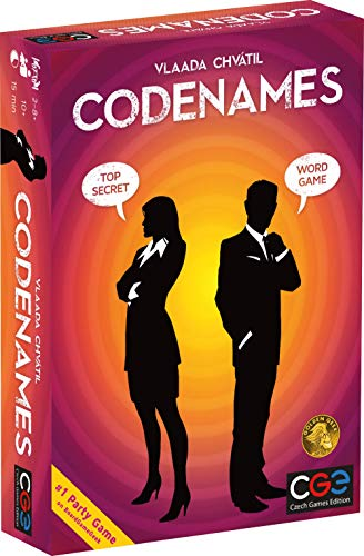 Czech Games Codenames Multi Standard