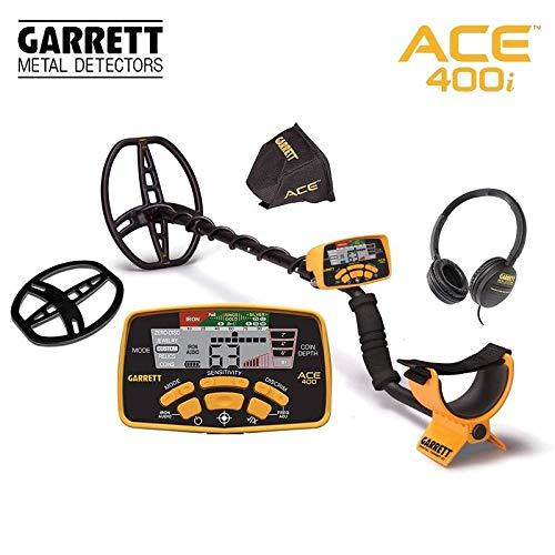 Garrett ACE 400i Metalldetektor