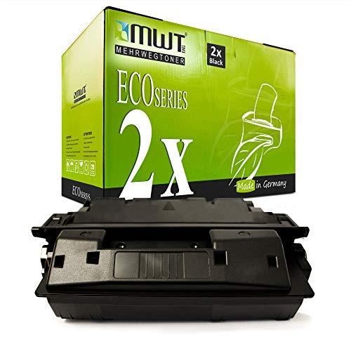 2X Kraft Office Supplies Remanufactured Toner für HP Laserjet 2100 2200 DT XI SE D DSE DN TN M DTN ersetzt C4096A 96A