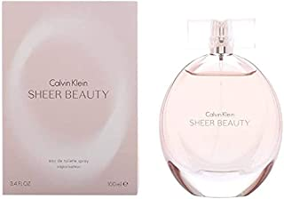 Calvin Klein Sheer Beauty Agua de Tocador Vaporizador - 100 ml