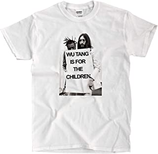 Wu Tang is for The Children - White Shirt - Ships Fast!!