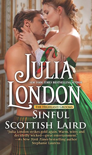 Sinful Scottish Laird: A Historical Romance Novel (The Highland Grooms)