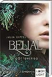 Izara 5: Belial: Götterkrieg von Julia Dippel