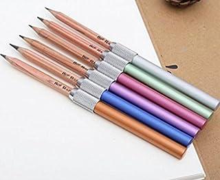 NEU Dual Bleistiftverlängerer Stiftverlängerer Bleistift Verlängerung Halter a