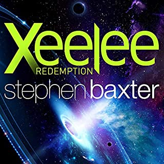 Xeelee: Redemption cover art