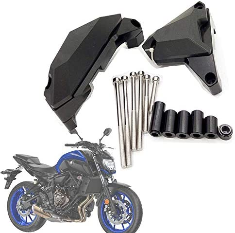 Motorcycle Engine Protective Slider Case Guard Cover Protector For YAMAHA MT 07 FZ 07 2014 2015 product image