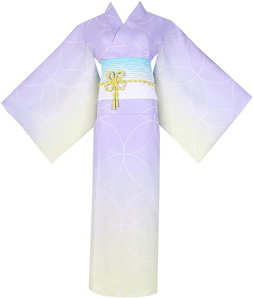 Anime Demon Sales Slayer Kimetsu No Yaiba Cosplay Shinobu Koc Popularity Costumes