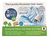 Terra Wash +MG - DIE Waschmittelrevolution aus Japan!!! Wiederverwendbar für 365 Waschgänge!! Frei von Chemikalien oder sonstigen Zusatzstoffen!