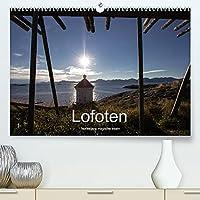 Lofoten - Norwegens magische Inseln (Premium, hochwertiger DIN A2 Wandkalender 2022, Kunstdruck in Hochglanz): Die Lofoten sind eine Perle der norwegischen Polarregion. (Monatskalender, 14 Seiten )