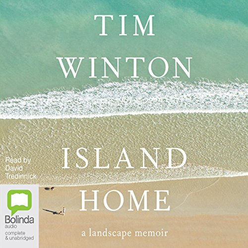 Island Home audiobook cover art