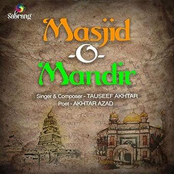 Masjid-O-Mandir