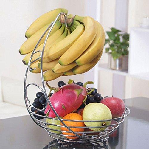 Generic Dyhp-a10-code-5854-class-1 -- Panier support Crochet Orange Ange de stockage Bol Baske NEUF Chrome Banana Fruits Cintre Arbre un Han support Fruits Rome BA – -nv _ 1001005854-hp10-uk _ 2355
