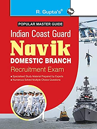 Indian Coast Guard Navik (Domestic Branch) Recruitment Exam Guide