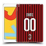 Head Case Designs AC Milan Coutume Personnalisé Home 2019/20 Kit Coque Dure pour l'arrière...