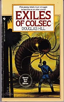 Exiles of Colsec 0689503156 Book Cover