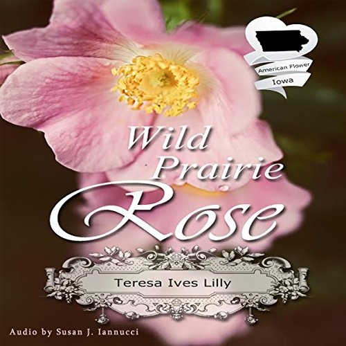 Wild Prairie Rose audiobook cover art