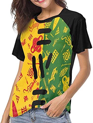 light Saber DUN Earth Wind & Fire Heritage - Camiseta implícita para mujer, Negro, XL
