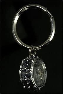 Snare Drum Key Chain - Black