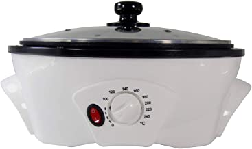 Electric Coffee Roaster Machine Coffee Bean Roaster for Home Use (110V)