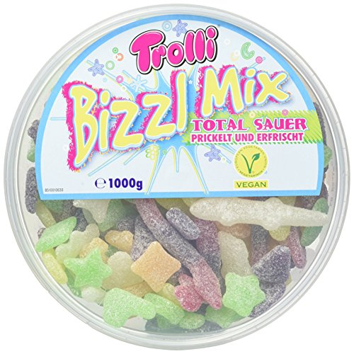 Trolli Bizzl Mix , 6er Pack (6 x 1 kg)