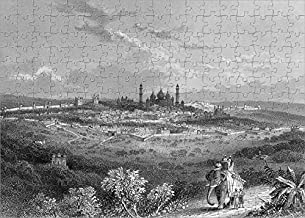 Media Storehouse 252 Piece Puzzle of Walled City (14761748)