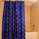 College Covers Florida Gators Shower Curtain Cover, 70' x 72'