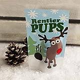 Rentier Pups Geschenkidee Witziges Mitbrigsel Giveaway - 2