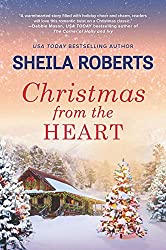 Christmas Books: Christmas from the Heart by Sheila Roberts. christmas books, christmas novels, christmas literature, christmas fiction, christmas books list, new christmas books, christmas books for adults, christmas books adults, christmas books classics, christmas books chick lit, christmas love books, christmas books romance, christmas books novels, christmas books popular, christmas books to read, christmas books kindle, christmas books on amazon, christmas books gift guide, holiday books, holiday novels, holiday literature, holiday fiction, christmas reading list, christmas authors