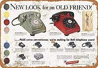 Western Electric Modern Telephones ティンサイン ポスター ン サイン プレート ブリキ看板 ホーム バーために