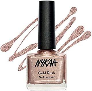 Nykaa Gold Rush Nail Lacquer Champagne 122