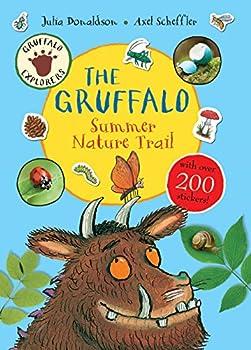Gruffalo Explorers: The Gruffalo Summer Nature Trail - Book  of the Gruffalo