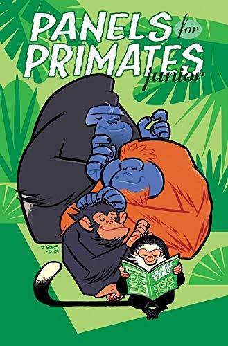 Panels for Primates Junior (English Edition)