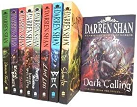 Darren Shan's Demonata Series Collection: Blood Beast, Demon Apocalypse, Wolf Island, Death's Shadow, Dark Calling, Lord Loss, Demon Thief, Slawter, Bec. by Darren Shan (2011-06-25)