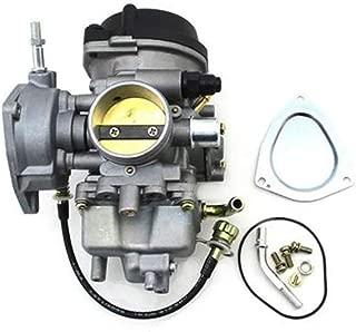Triumilynn Carburetor for Suzuki LTZ400 Quadsport Z400 ATV Quad Carb 2