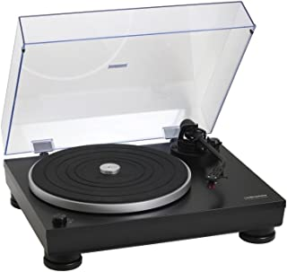 audio-technica at-lp5, 唱盘