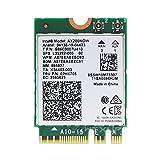 Intel Dual Band Wireless AX200NGW 2.4Gbps 802.11ax Wireless Intel AX200 WiFi Card Bluetooth 5.0 for Windows 10, 64-bit, Google Chrome OS, Linux (AX200NGW)